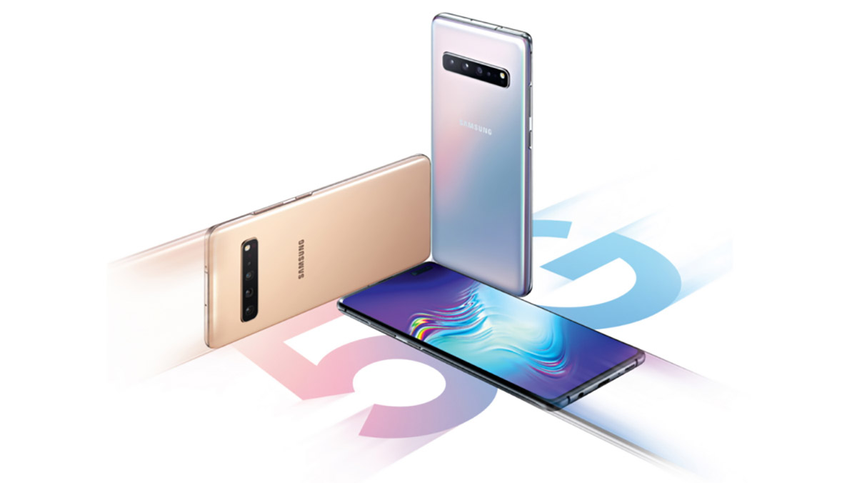 Samsung Galaxy S10 5G could hit stores next month