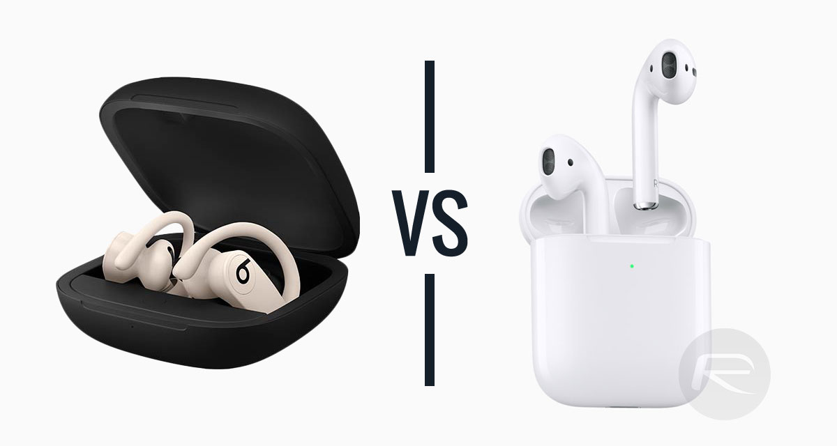 AirPods 2 Vs Powerbeats Pro: What Are The Differences