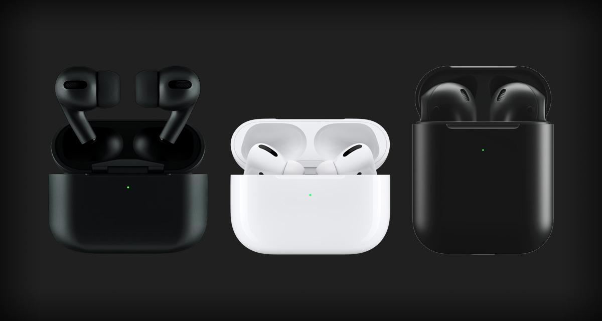 Get Black Airpods Pro Like Wireless Earphones That Apple Won T