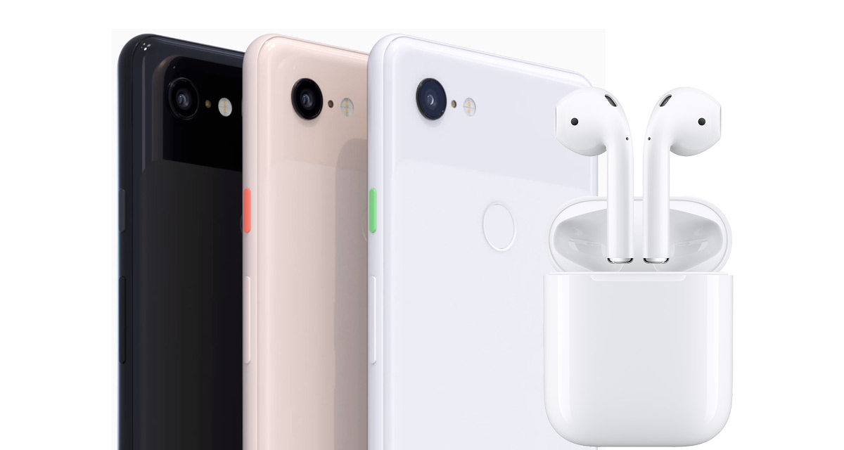 How To Connect Apple Airpods With Android Phones Redmond Pie