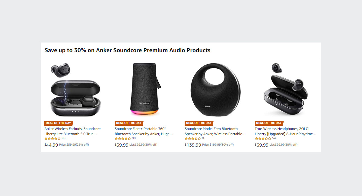 Audiophile Deals: Up To 30% Off On Anker, ZOLO Wireless