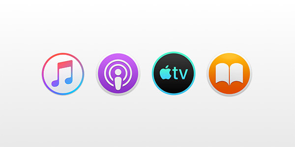 Apple to Split iTunes into Individual Music, TV, and Books Apps