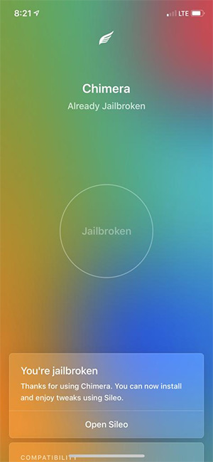 How To Jailbreak iPhone XS, Max, XR On iOS 12 With Chimera [Guide