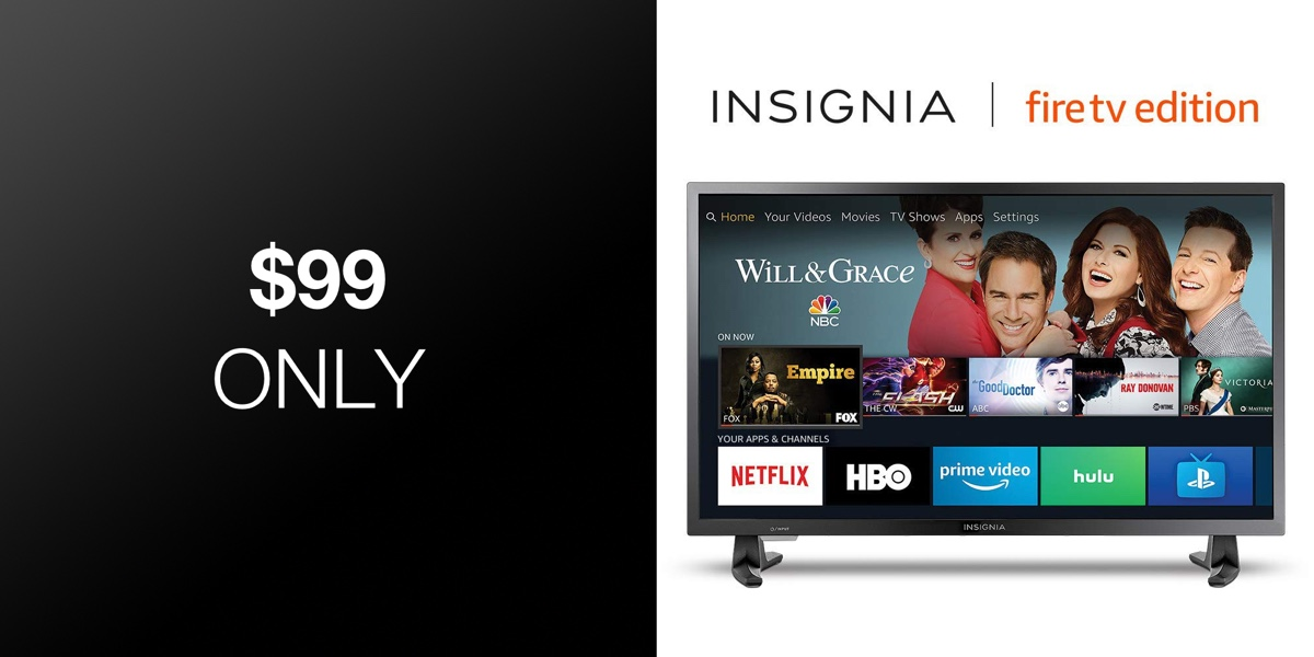 This $99 Fire TV Edition Television Deal Is The Best On The