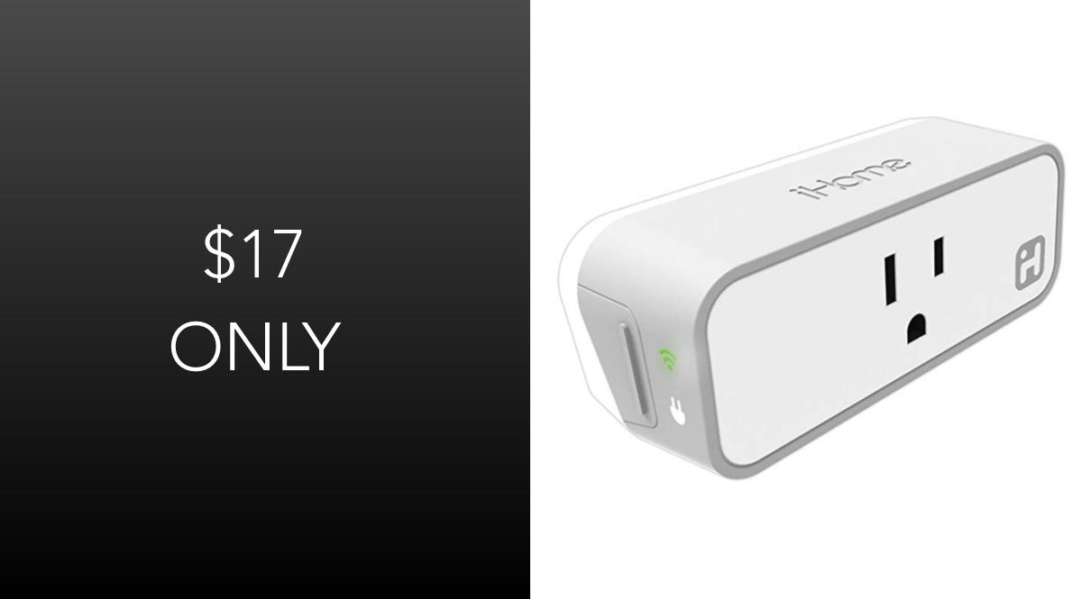 iHome's HomeKit-Compatible WiFi Smart Plug Is Available For