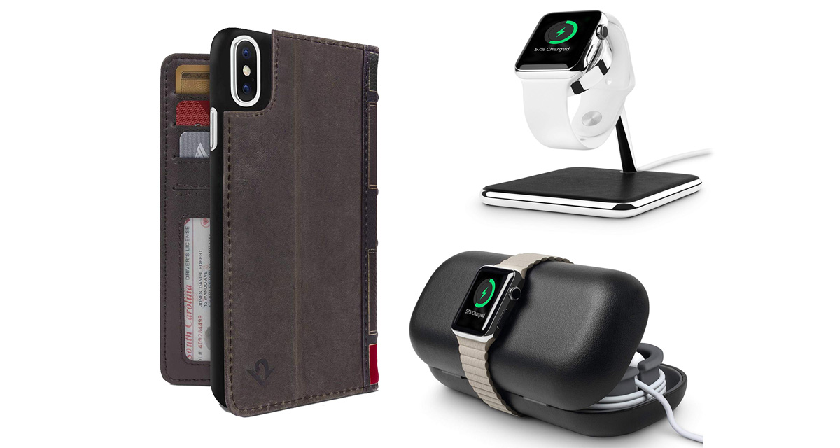 Twelve South Accessories For Apple Watch And iPhone Are On Sale For Limited Time