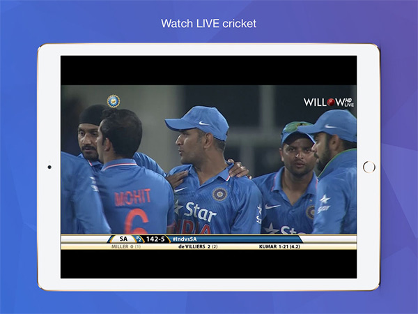 Live Stream Link Of Cricket World Cup 2019 In India, USA, UK