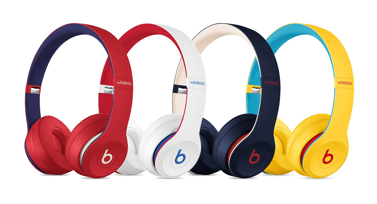 Beats Solo 3 Wireless Gets New Vibrant