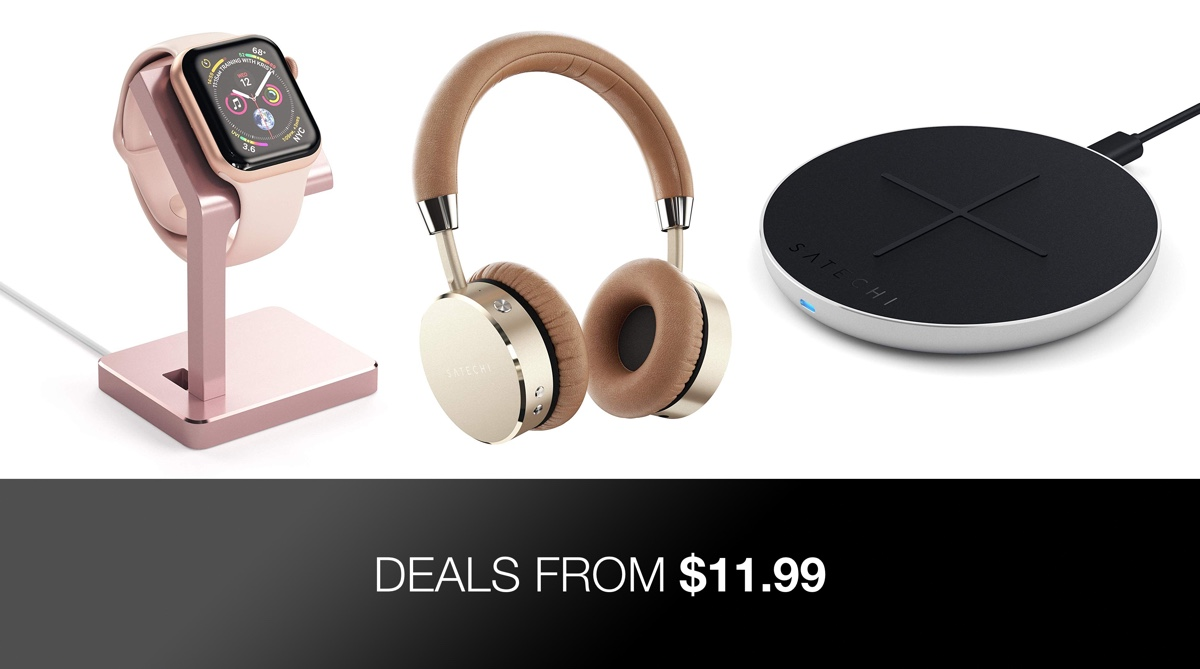 Satechi's Early Father's Day Sale Discounts 13 Popular