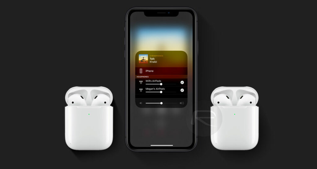 iOS 13: How To Share Audio With Multiple AirPods Simultaneously On