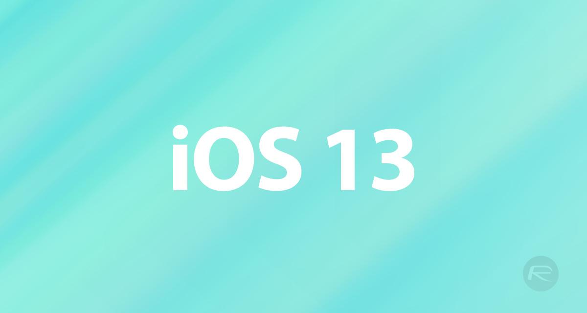 ios 13 beta download free