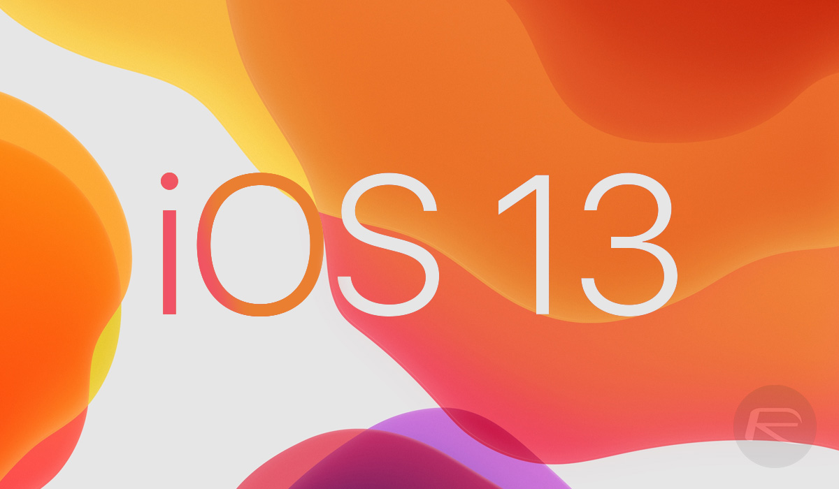 Download iOS 13 GM IPSW Links & Install On iPhone XS Max, X