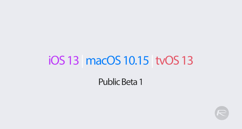 iOS 13 Public Beta 1 Download Release Date Announced Along With