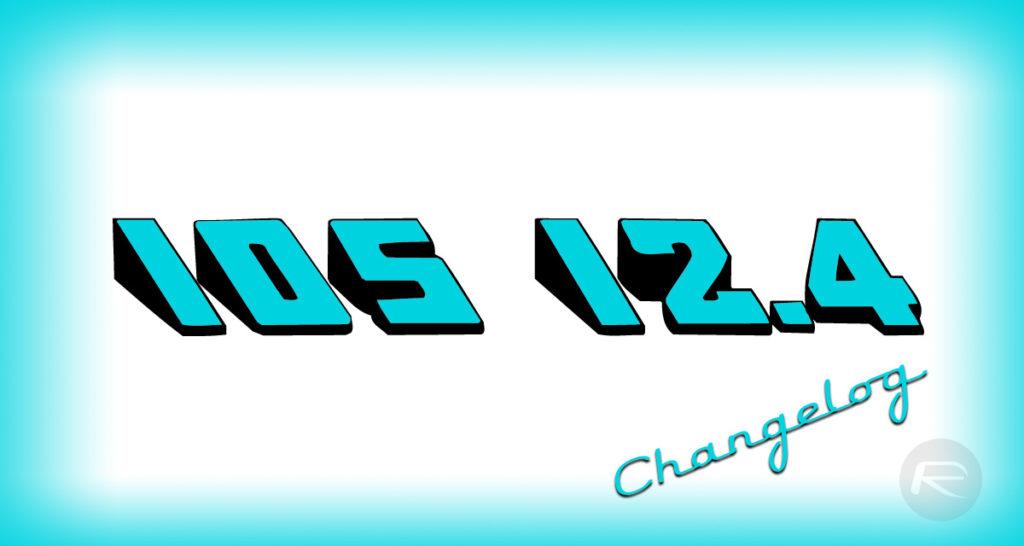 Ios Changelog