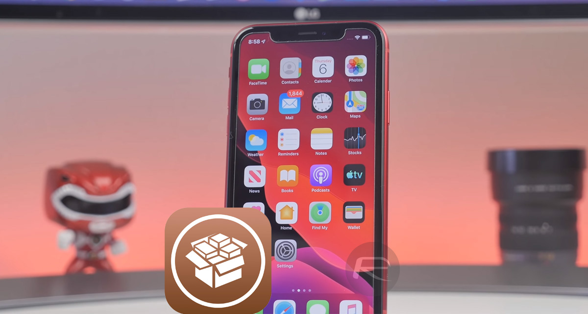 Jailbreak iOS 13 Beta Demoed By Developer | Redmond Pie