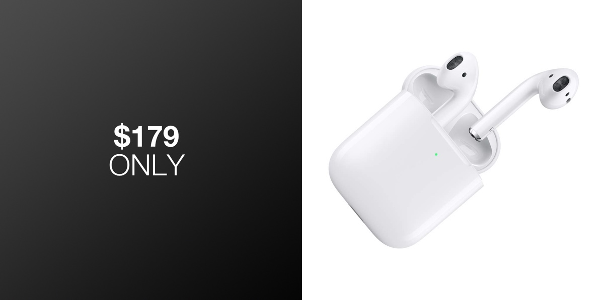 89d6f29274d AirPods 2 With Wireless Charging Case Drop To Just $179 Ahead Of ...