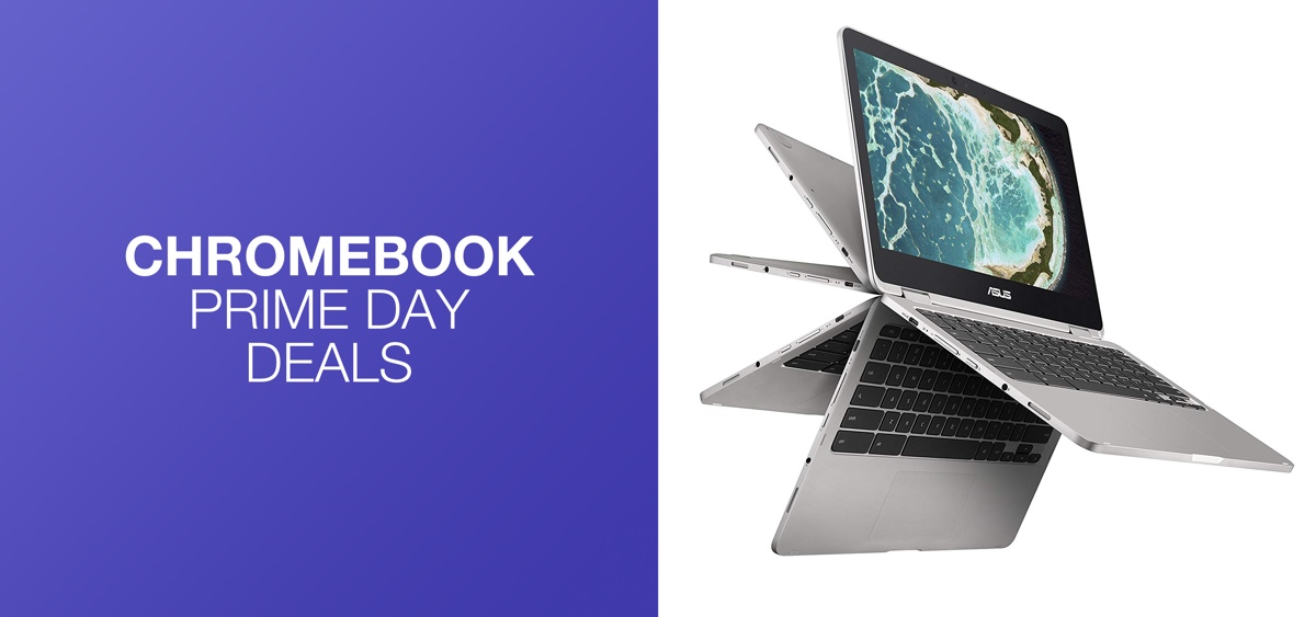 Prime Day 2019 Holds Epic Discounts On Wide Range Of Chromebooks