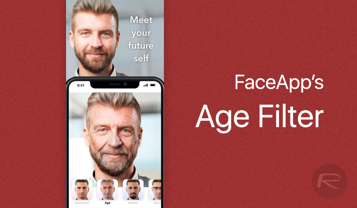 How To Use FaceApp Old Age Filter On iPhone Or Android | Redmond Pie