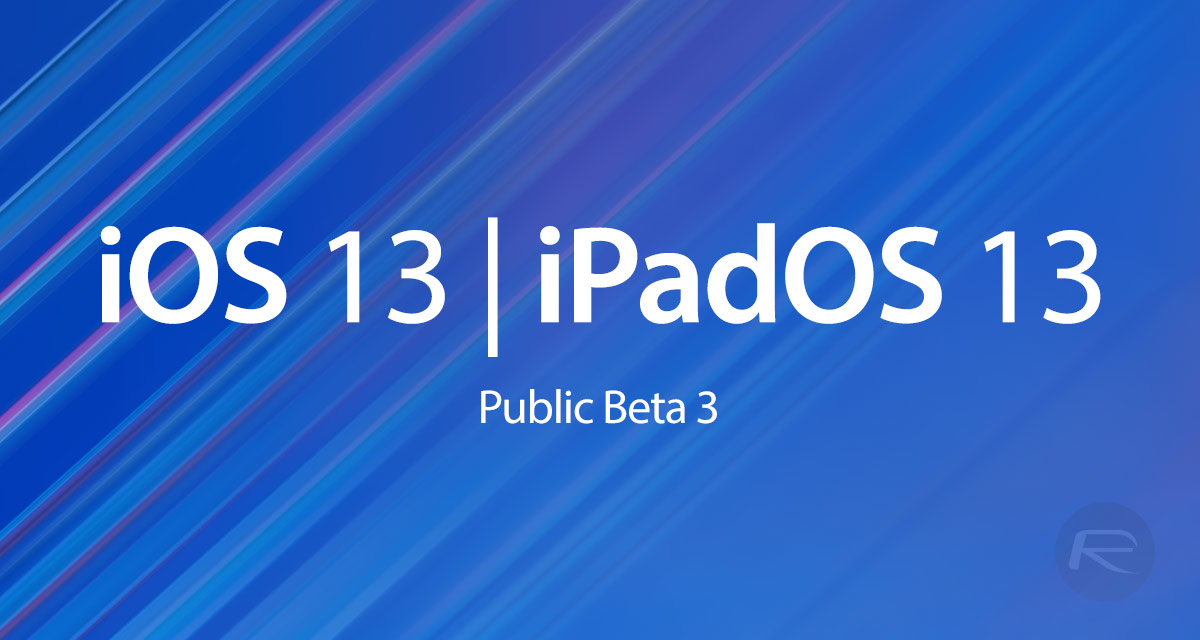 iOS 13 Public Beta 3 Download Released To Testers | Redmond Pie