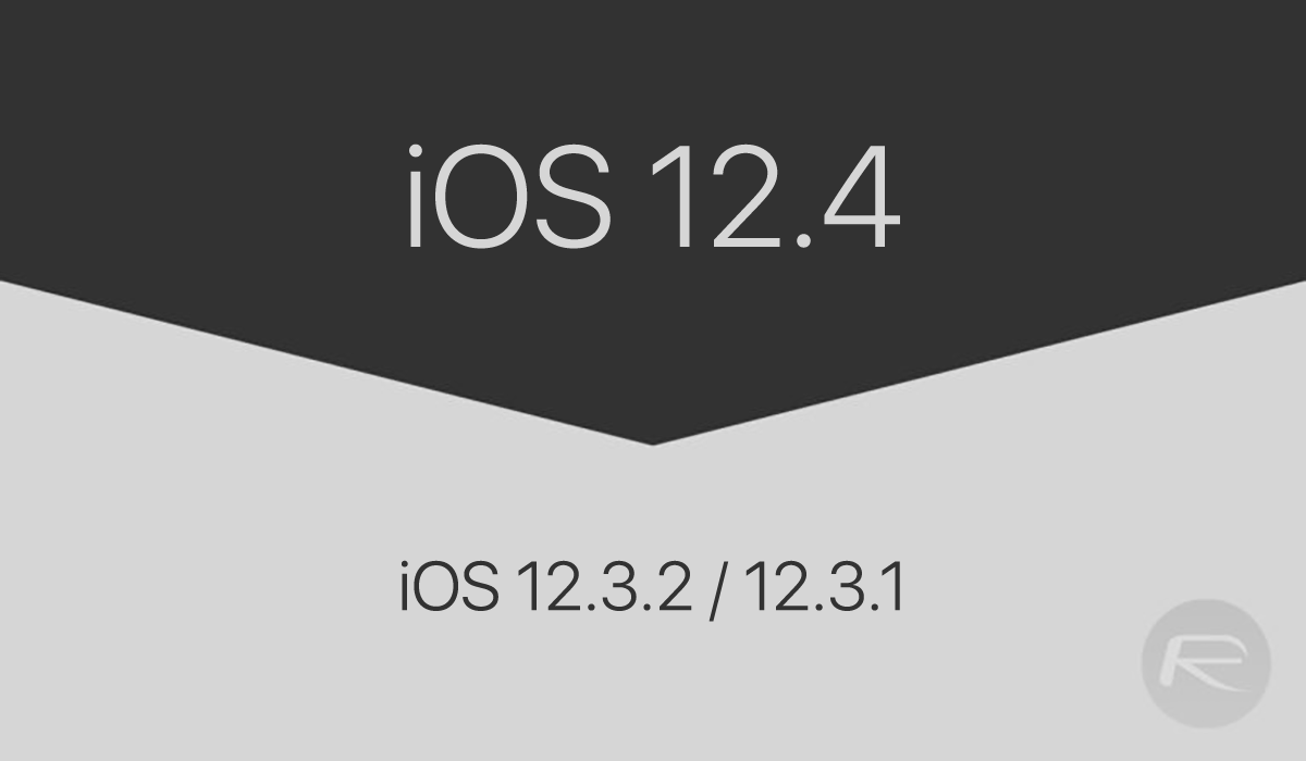 Downgrade iOS 12 4 To iOS 12 3 1 / 12 3 2, Here's How