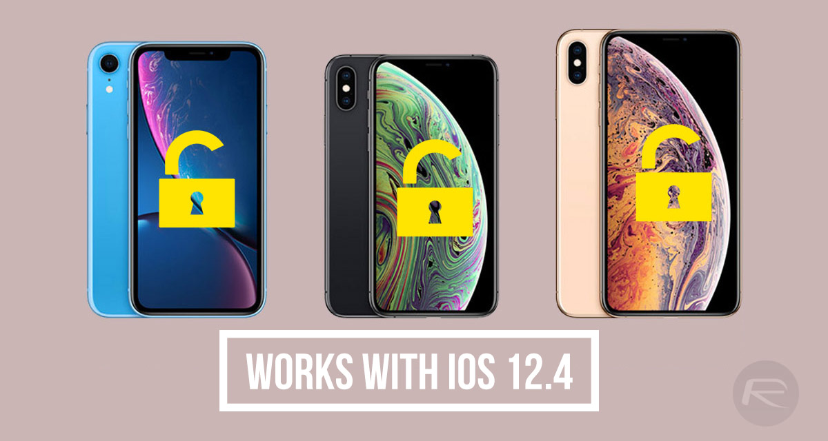RSIM 14 Unlock iOS 12 4 / 12 3 On iPhone XS, XS Max, XR, X