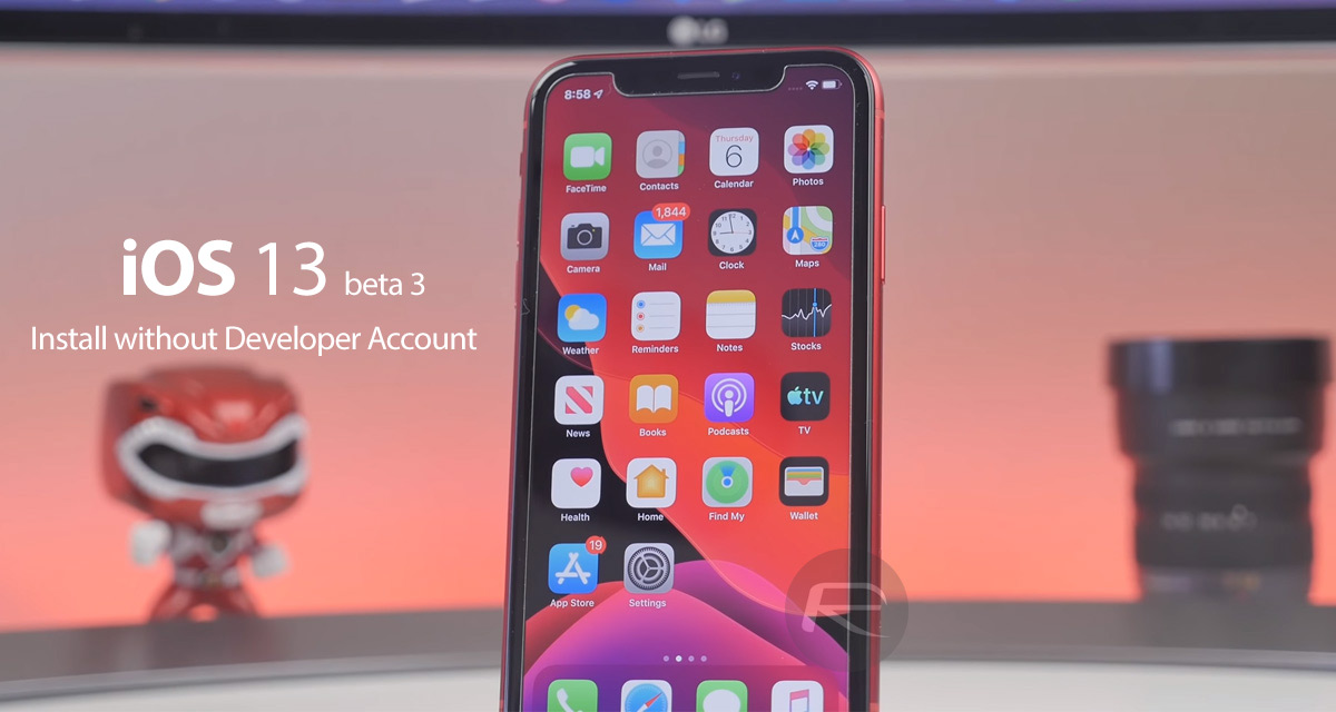 Download iOS 13 Beta 3 Profile Without UDID / Developer Account