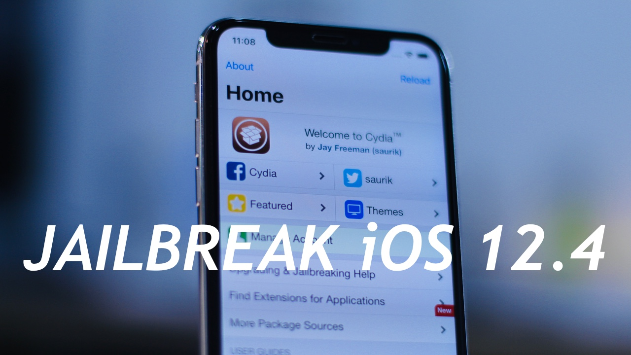How To Jailbreak iOS 12 4 On iPhone X, XS Max, XR, iPad Pro
