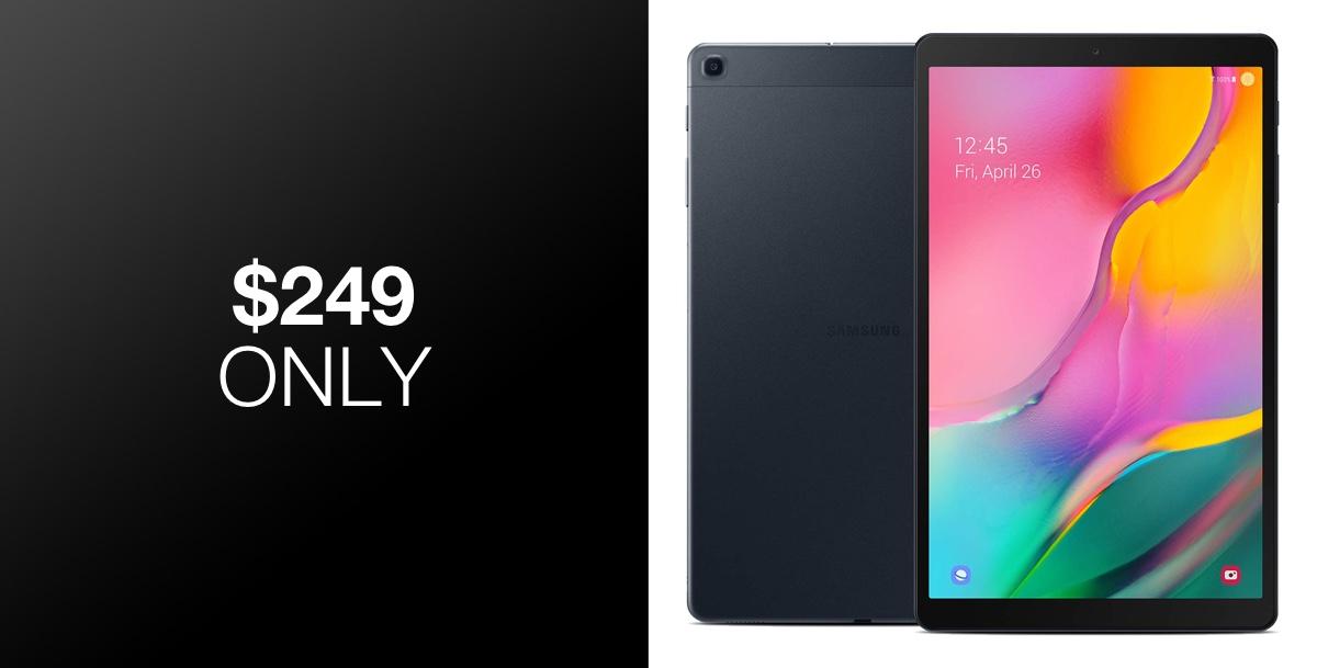 Galaxy Tab A With Stunning 10 1-Inch Display + Dolby Atmos Audio