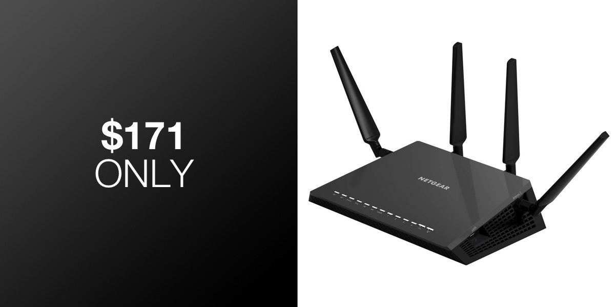 NETGEAR Nighthawk X4S Is A WiFi Router That Makes Everything Else