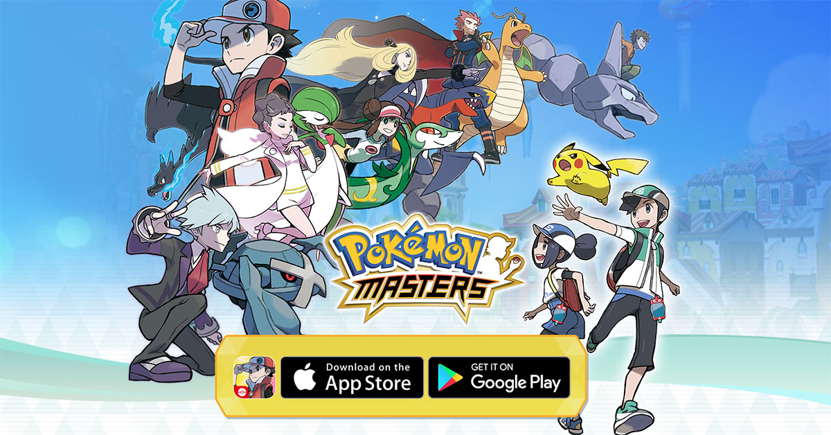 Download: Pokemon Masters Launches On iPhone, Android