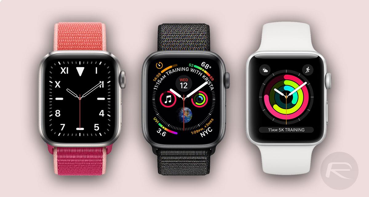 Apple Watch Series 5 Discounted In Rare Deal Redmond Pie