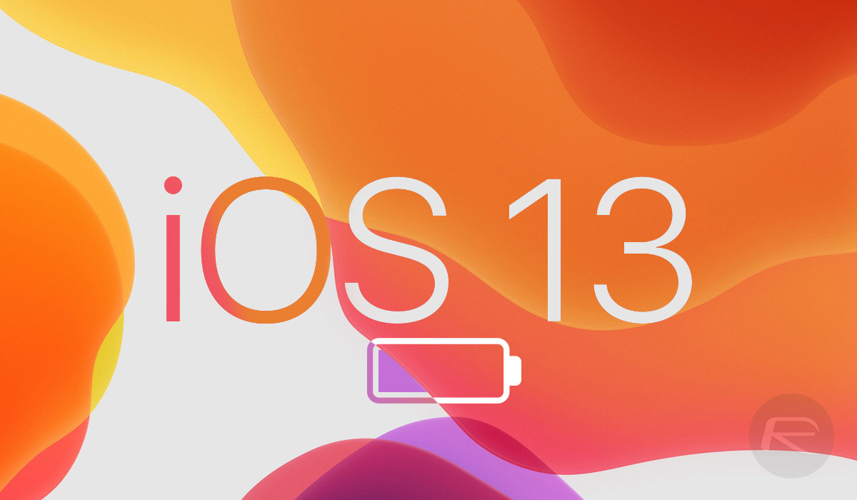 IOS 13 - cover