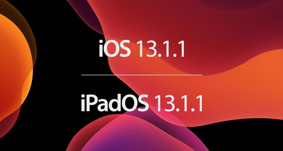 Resultado de imagem para iOS 13.1.1