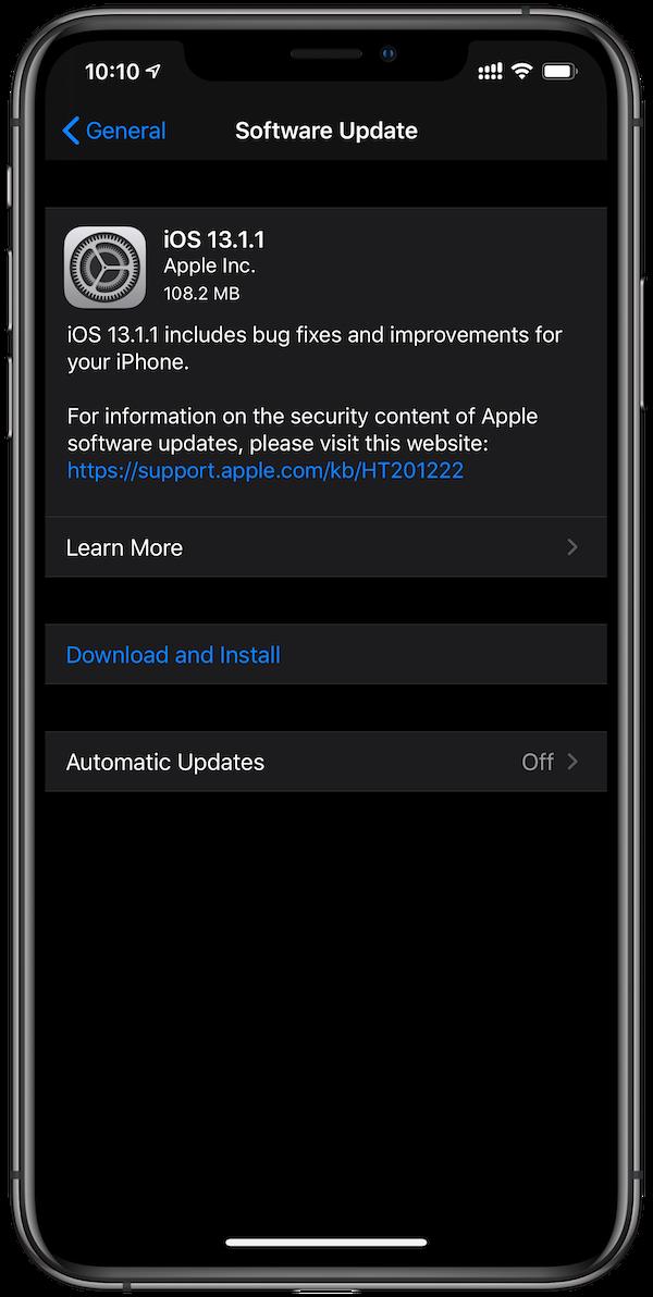 ipsw download iphone 11