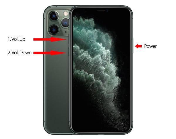 iphone 11 reboot