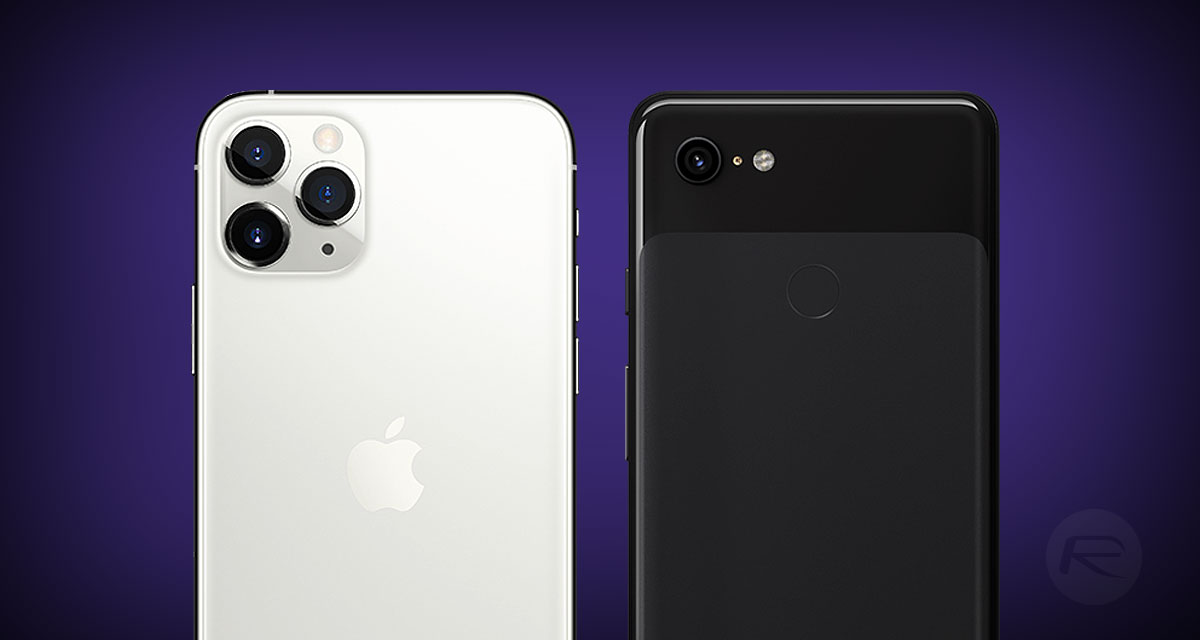 iPhone 11 Pro / Max Vs Pixel 3 Camera Including Night Mode
