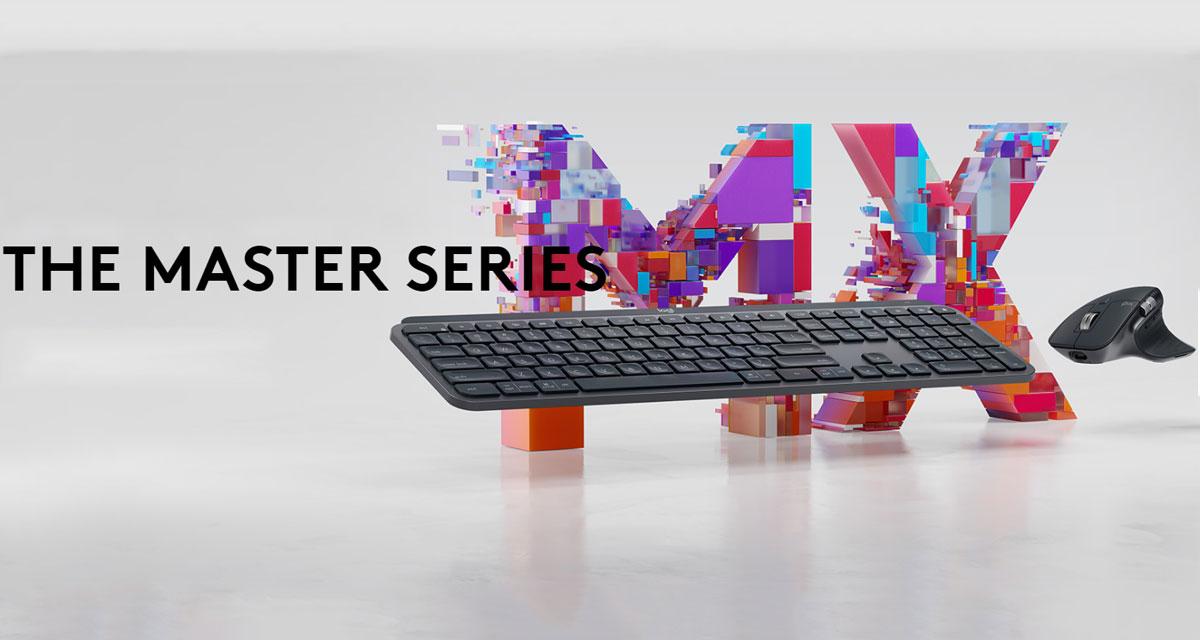 Logitech Announces New MX Master 3 Mouse And MX Keys