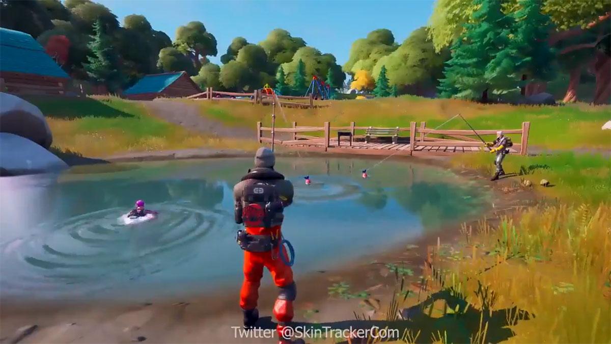 Fortnite Chapter 2season 1 Fortnite Chapter 2 Season 1 Trailer Leaked Watch It Here Redmond Pie
