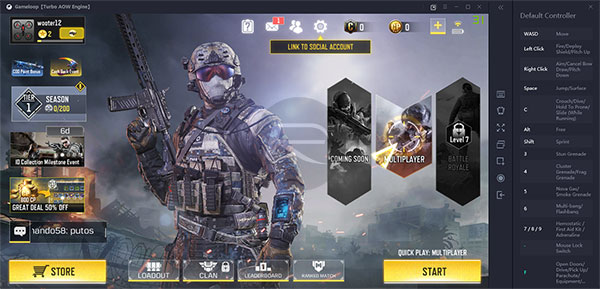 Download Call Of Duty Mobile Emulator GameLoop On Windows PC, Here's How |  Redmond Pie