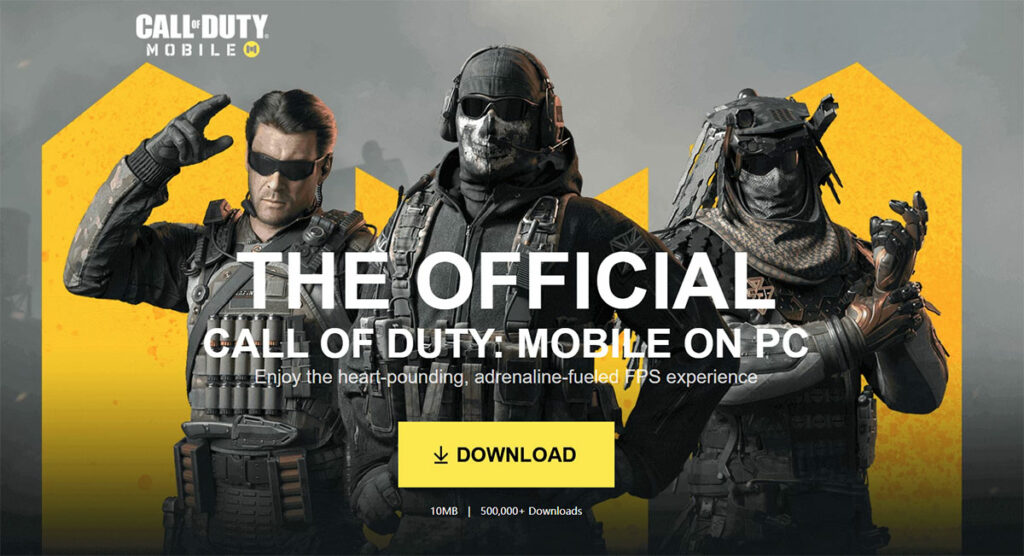 How To Play Call Of Duty Mobile On Pc Laptop Mac Redmond Pie