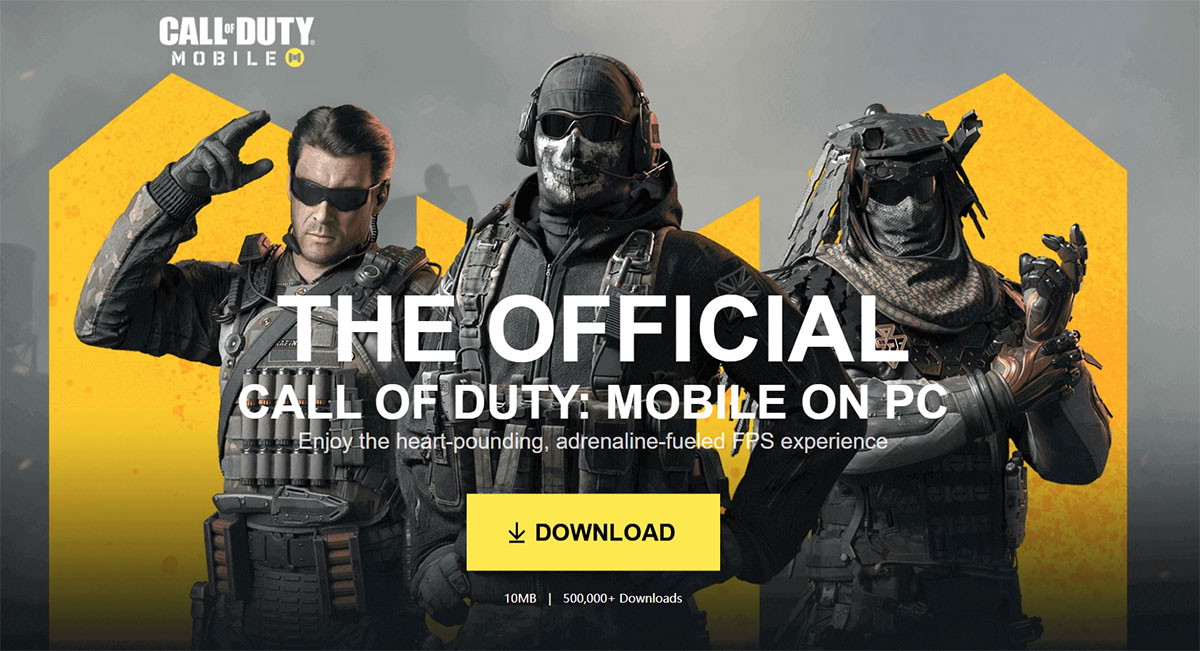 Call Of Duty Pc Download