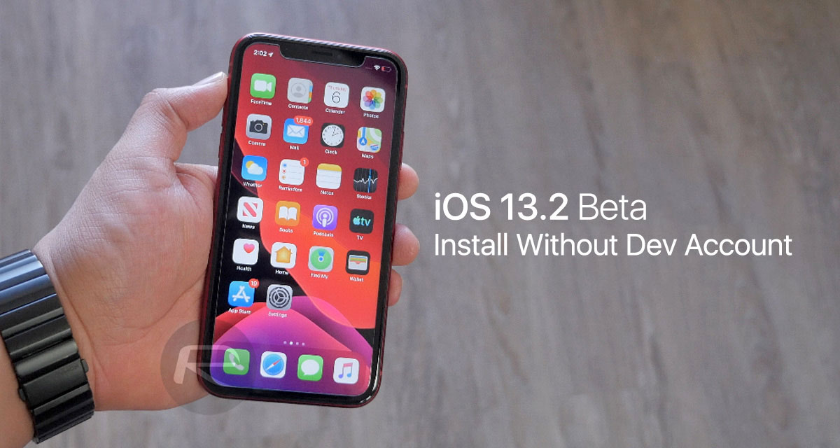 Image result for How to Install iOS 13.2 Beta 1 Without developer Account
