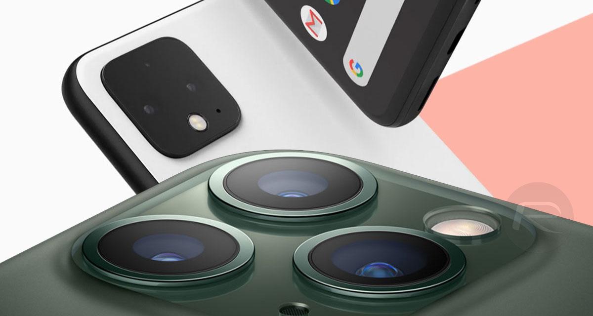 Pixel 4 Vs iPhone 11 Pro Night Mode Astrophotography