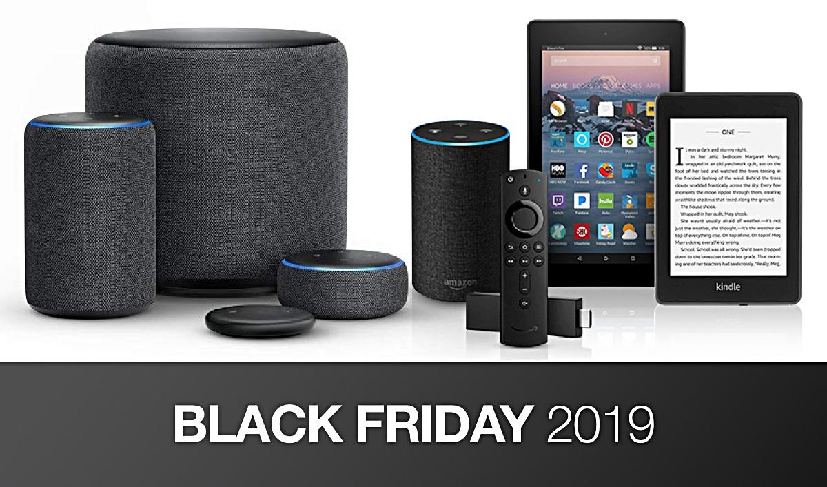Amazon Black Friday 2019 Angebote