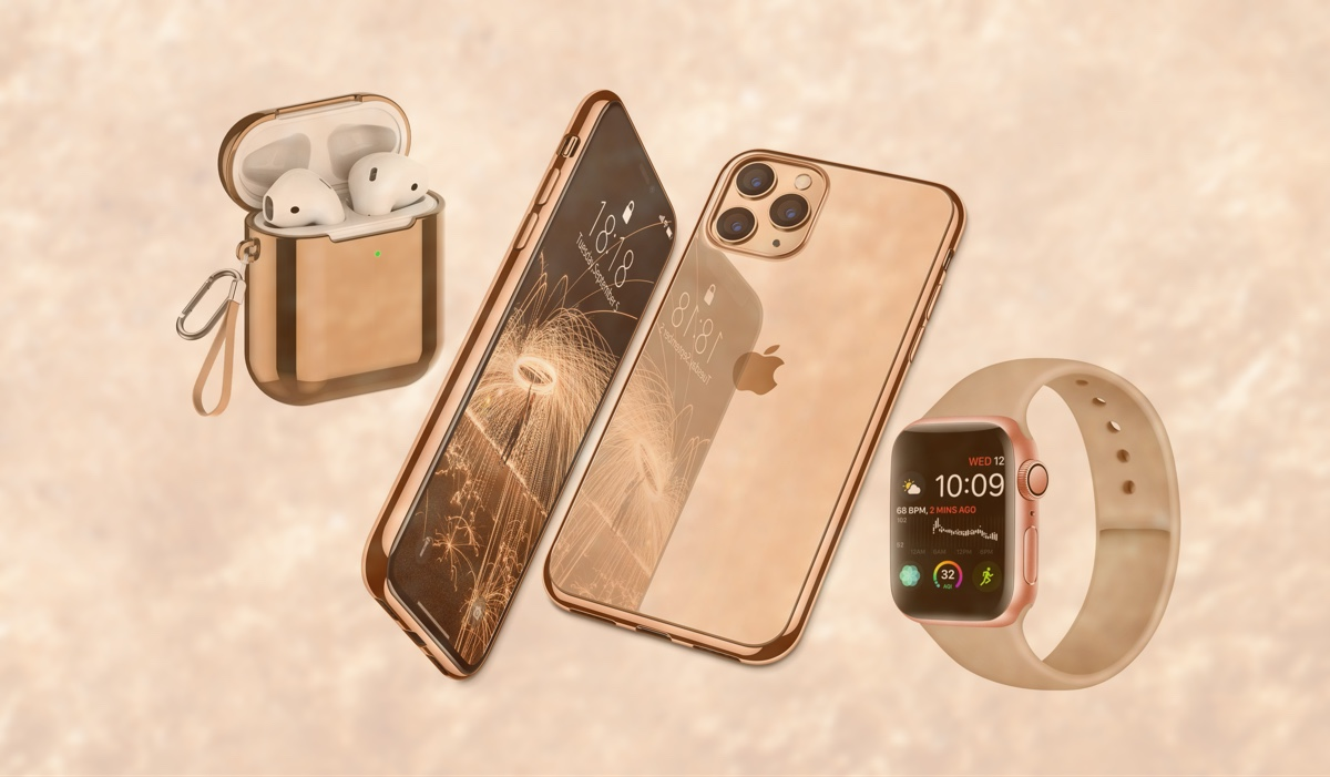Gold Iphone 11 Pro Max Case Lightning Cable Wireless Charger Band Speaker More Redmond Pie