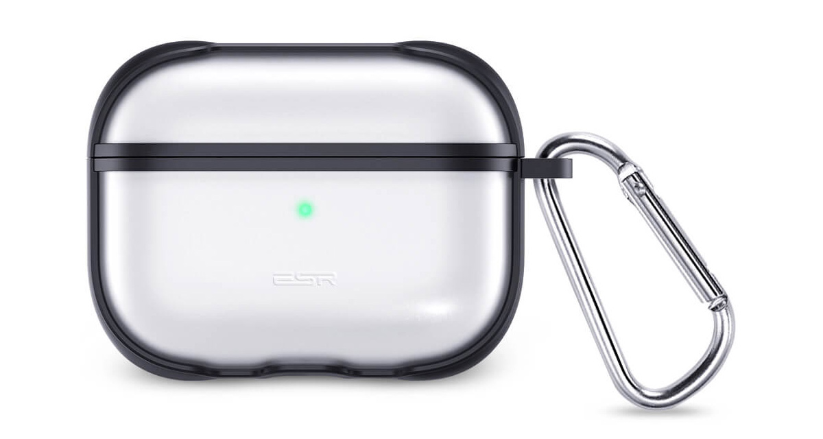 Deal Grab This Clear Transparent Airpods Pro Case For Only 6 Down From 13 Redmond Pie