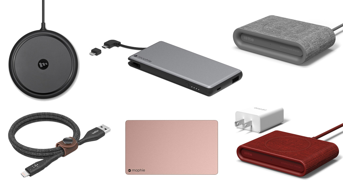 There S Massive Sale On Belkin And Mophie Wired Wireless Chargers Power Banks Cables Car Mounts More Redmond Pie Now that you understand how wireless chargers work, it's time to look at the options being shopped around by each of the major brands that play in the space. wireless chargers power banks cables