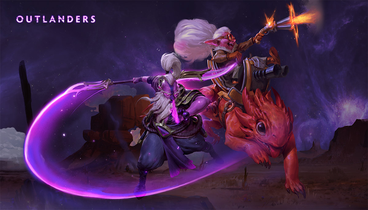 Dota 2 v7.23 Outlanders Update Brings Two New Heroes, Major Gameplay Changes