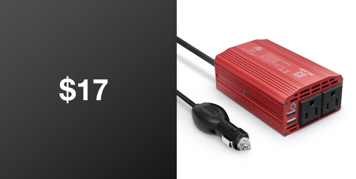Power 4 Different Things From Your Car With This 17 Power