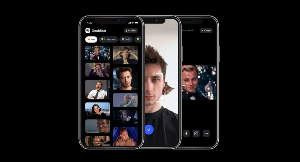 This Deepfake App Lets You Easily Swap Faces In GIFs [iOS, Android]